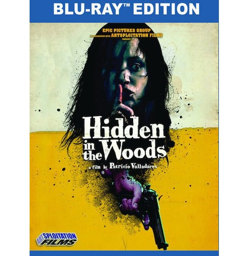 Hidden In The Woods (Blu-ray) - image 1 of 1