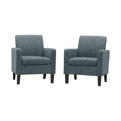 Set of 2 Janson Track Armchair - Handy Living