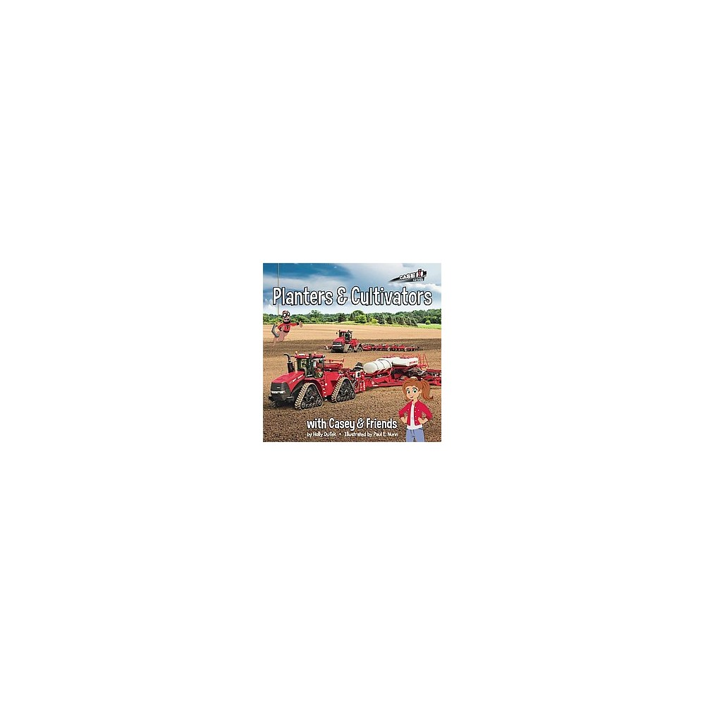 Planters & Cultivators (Hardcover) (Holly Dufek)