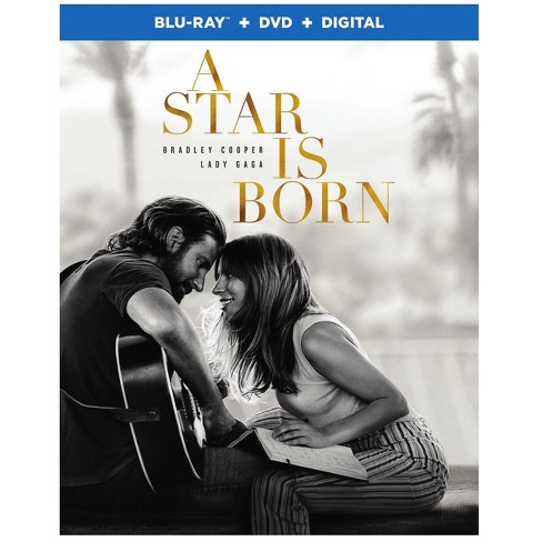 A Star is Born (Blu-Ray + DVD + Digital) - image 1 of 1