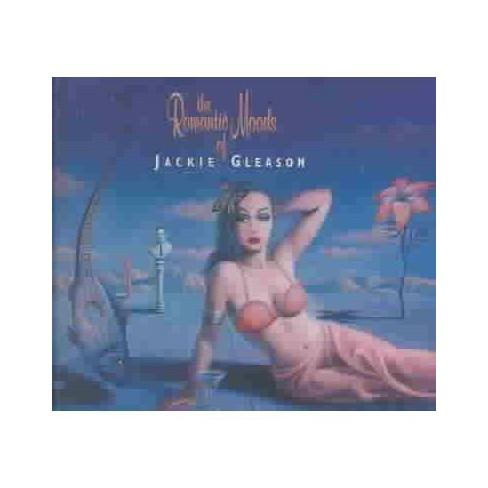 Jackie  JackieGleason Gleason - Romantic Moods Of Jackie Gleasonromantic Moods Of Jackie Gleason (CD) - image 1 of 1