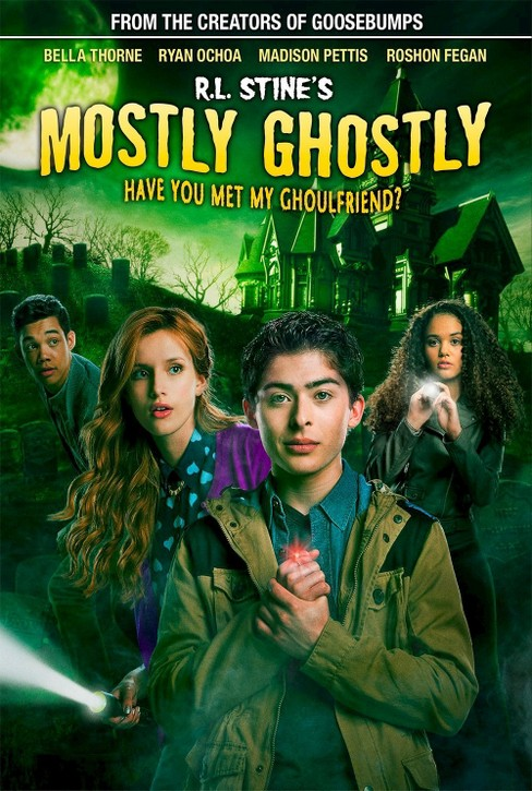 R.L. Stine's Mostly Ghostly: Have You Met My Ghoulfriend? (dvd_video) - image 1 of 1