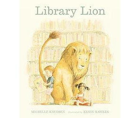 Library Lion (School And Library) (Michelle Knudsen) - image 1 of 1