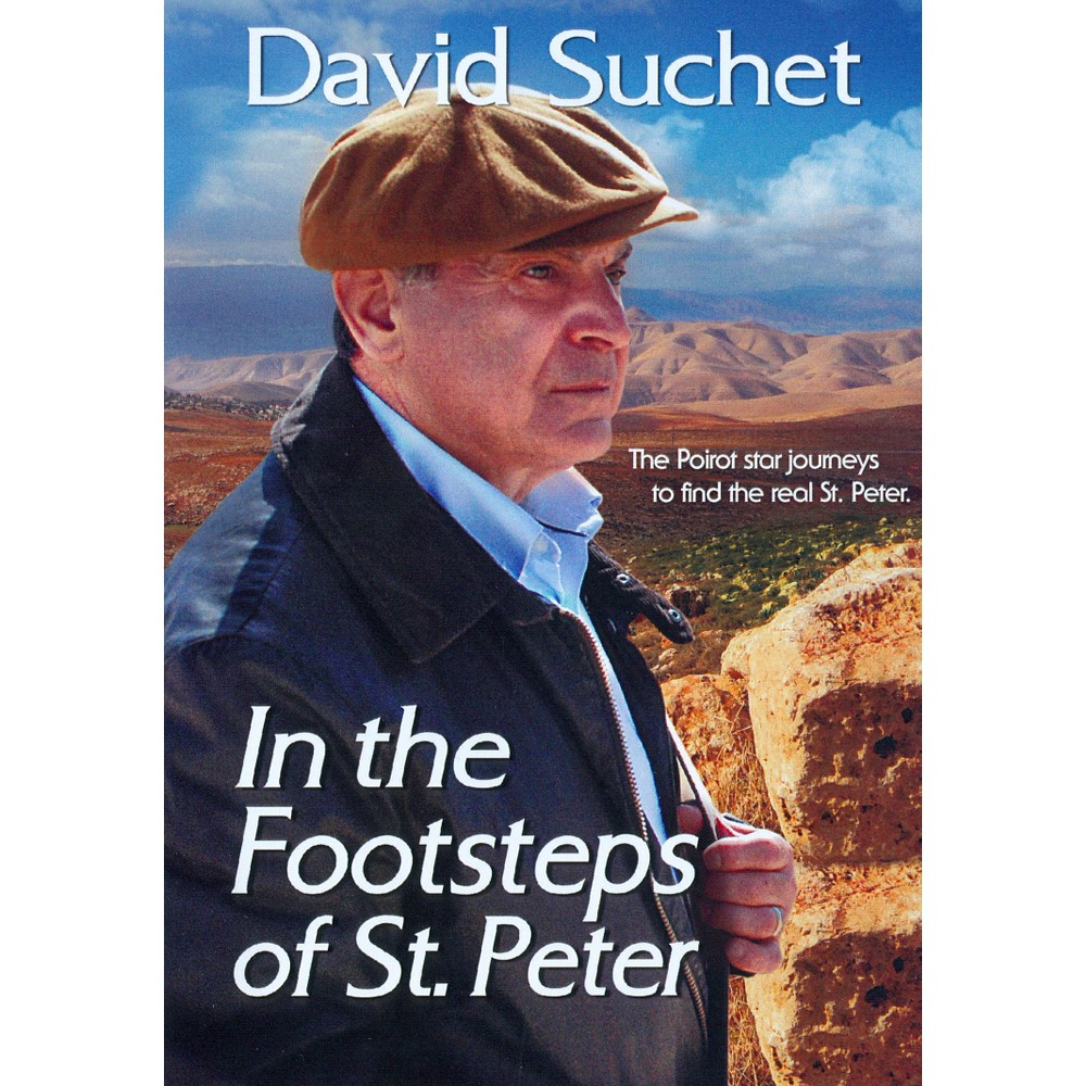David Suchet:In The Footsteps Of St P (Dvd)