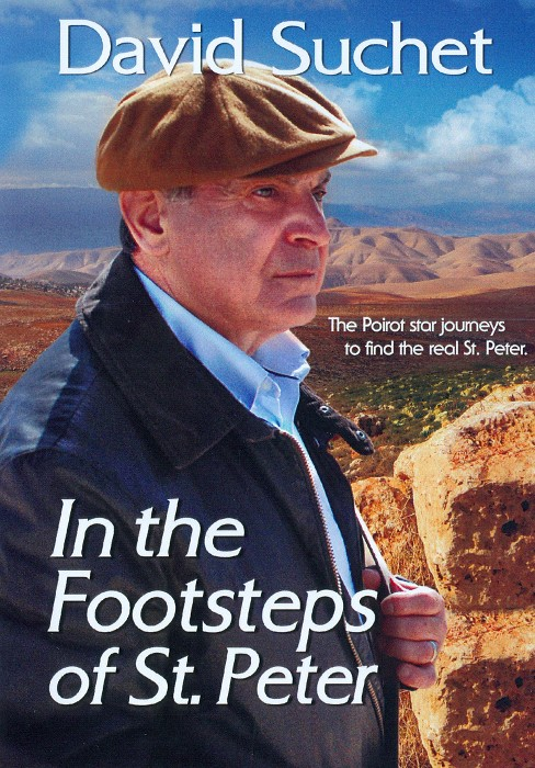 David suchet:In the footsteps of st p (DVD) - image 1 of 1