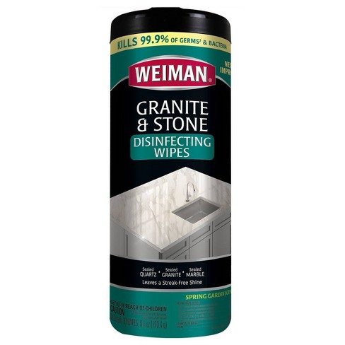 Weiman Granite Wipes - 30ct - image 1 of 4