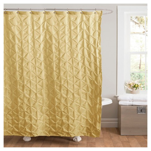 Lake Como Textured Shower Curtain - image 1 of 1