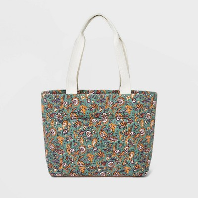 Zip Closure Tote Handbag - Universal Thread™