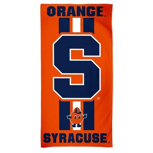 f592c5c8e1 NCAA Syracuse Orange Beach Towel : Target