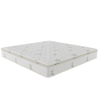 """Wave 10"""" Pillow Top Hybrid  Mattress - Signature Sleep"""