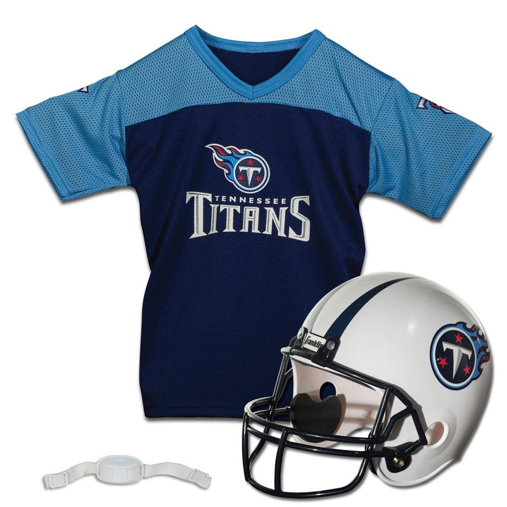 Tennessee Titans Youth Uniform Jersey Set, Kids Unisex
