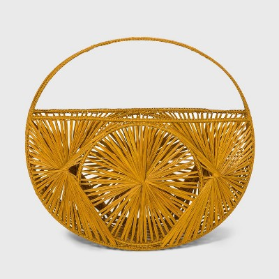 Woven Tote Handbag - A New Day™