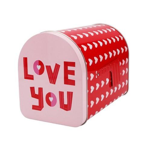 Tin Mail Valentine's Box - Spritz™ - image 1 of 1