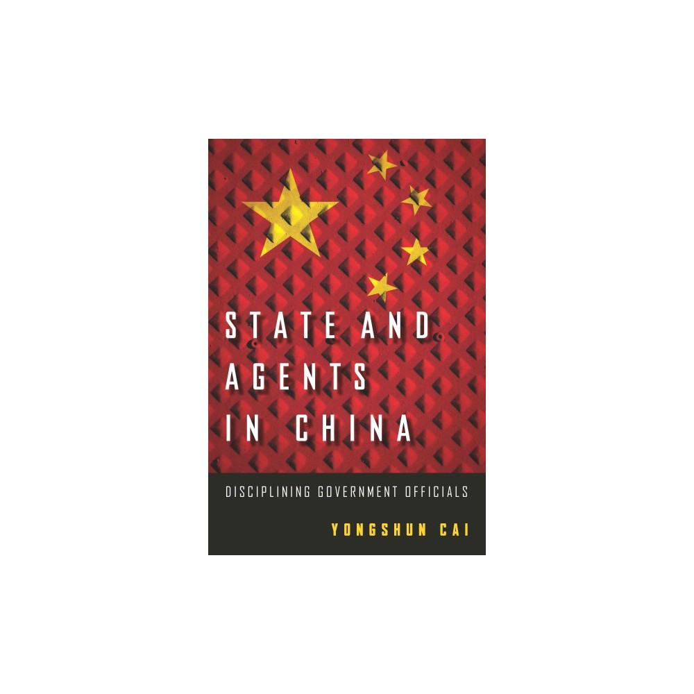 State and Agents in China (Paperback)
