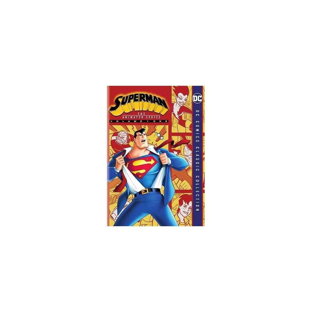 Superman:Animated Series Vol 1 (Dvd)