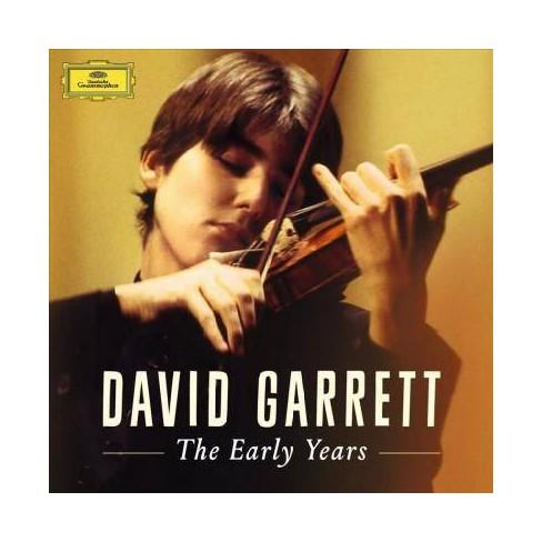 David Garrett - Early Years (CD) - image 1 of 1
