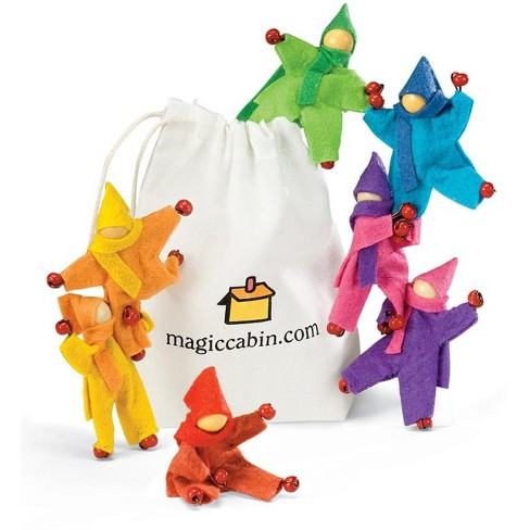 Take-Along Pocket Pals For Kids, Set Of 8 - Magic Cabin - image 1 of 2