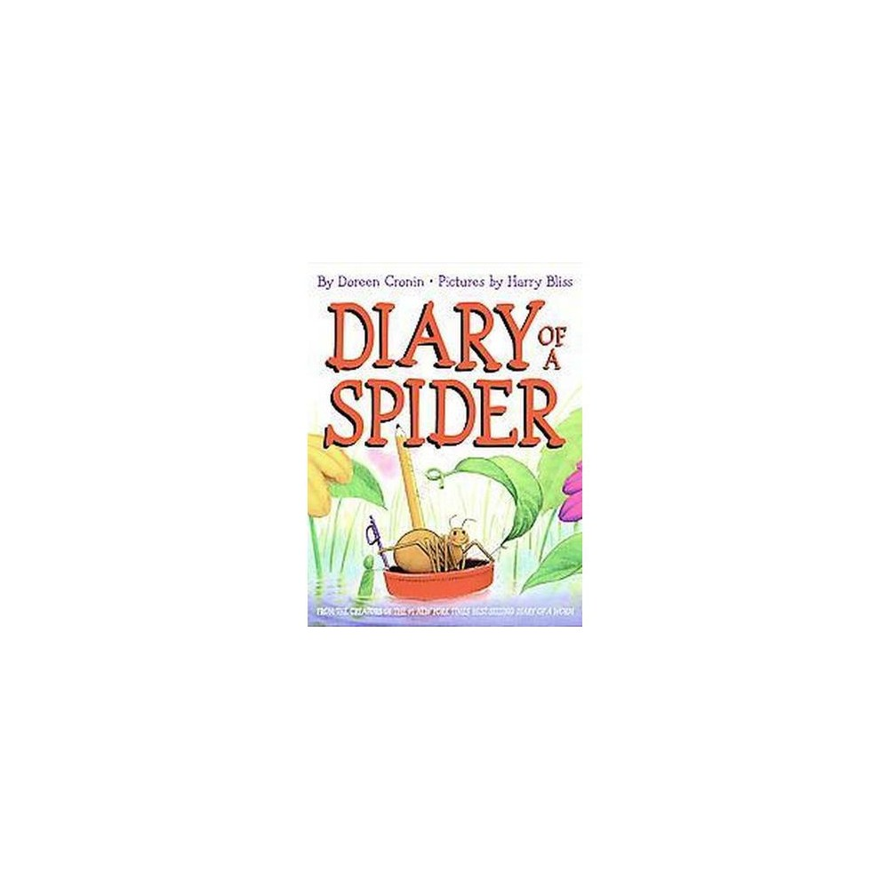 Diary of a Spider (School And Library) (Doreen Cronin)