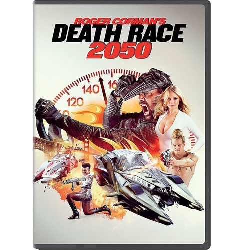 Roger Corman's Death Race 2050 (DVD) - image 1 of 1
