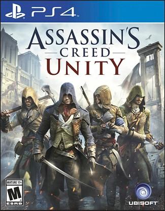 Assassins Creed: Unity - PlayStation 4