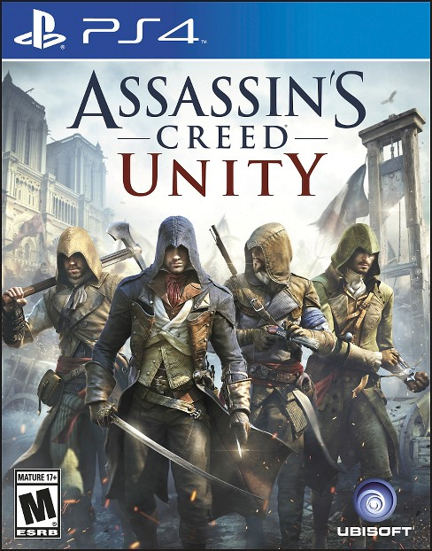 Assassin's Creed: Unity PlayStation 4 - image 1 of 9