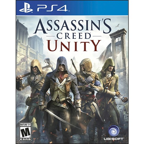 Assassin S Creed Unity Playstation 4 Target