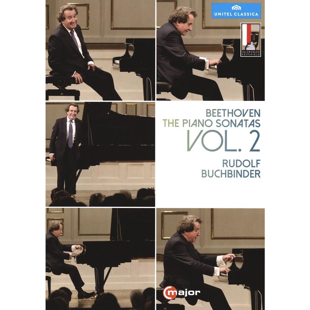 Beethoven:Piano Sonatas Vol 2 (Dvd)