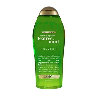 OGX Extra Strength Tea Tree Mint Shampoo - 25.4 fl oz