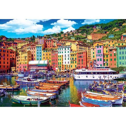 Kodak Camogli Genoa Italy Puzzle 1500 - image 1 of 3