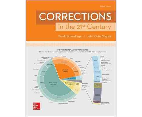 Corrections in the 21st Century + Connect Access Card (Hardcover) (Frank Schmalleger) - image 1 of 1