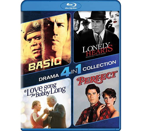 4 In 1 Drama Collection:John Travolta (Blu-ray) - image 1 of 1