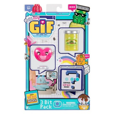 Oh! My Gif 3 Bit Pack - 1