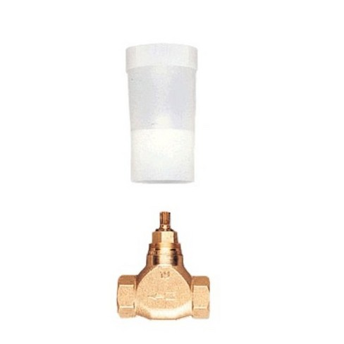 Grohe America, Inc. 29 273 Volume Control Rough-In Valve 1/2-inch NPT Connections - image 1 of 1