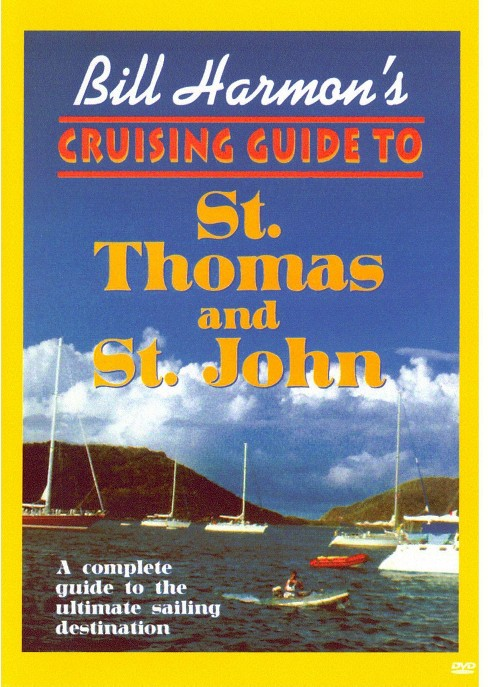 Cruising Guide To St Thomas And St Jo (DVD) - image 1 of 1