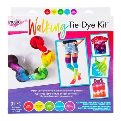 Tulip 31pc Walking Tie Dye Kit
