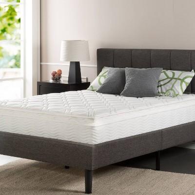"""10"""" Pillow Top Spring Mattress - Zinus"""