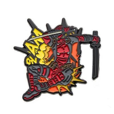"SalesOne LLC Marvel Deadpool ""Blam!"" Enamel Collector Pin"