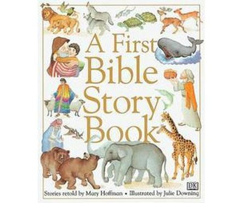 First Bible Story Book (Hardcover) (Mary Hoffman) - image 1 of 1