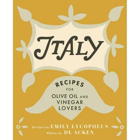 Italy - by  Emily Lycopolus (Hardcover) - image 1 of 1
