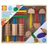 ALEX Toys Artist Studio Wooden Dough Tools Set 12 Piece - image 2 of 4