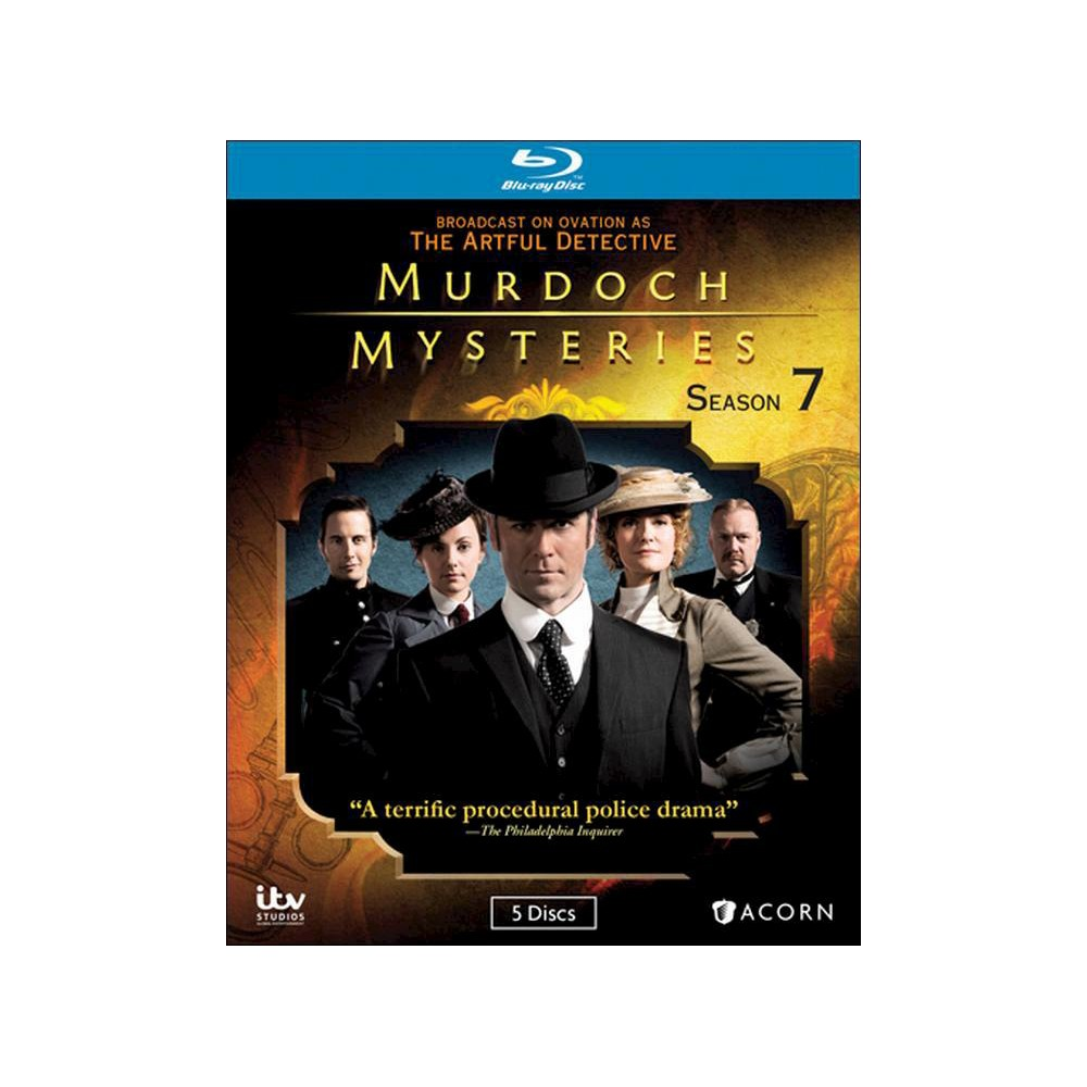 Murdoch Mysteries:Season 7 (Blu-ray)