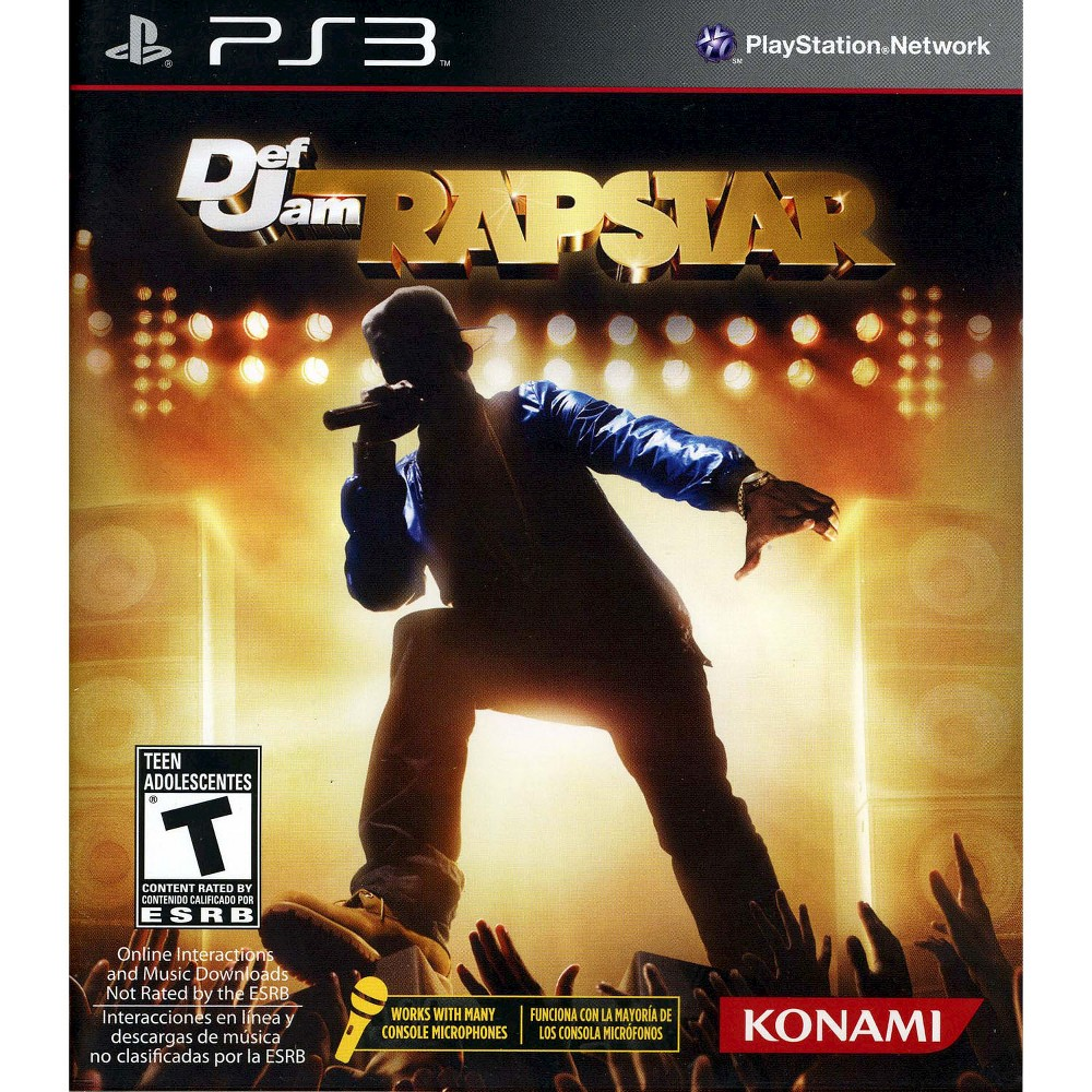 Def Jam Rapstar PlayStation 3