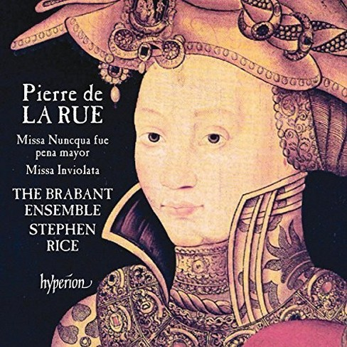 Brabant ensemble - La rue:Missa nuncqua fue pena mayor m (CD) - image 1 of 1