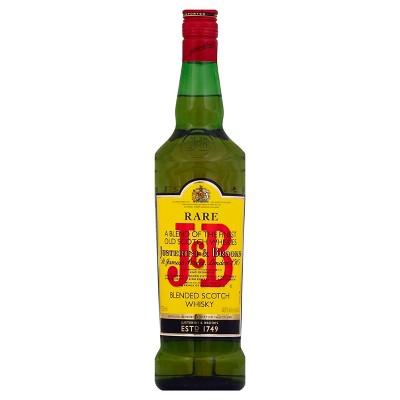 J&B Blended Scotch Whisky - 750ml Bottle