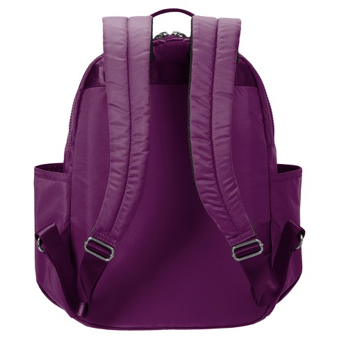 8bf405558992 BG by Baggallini® Gadabout Laptop Backpack - Mulberry. Shop all Baggallini