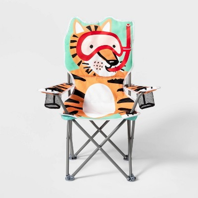 Tiger Character Kids' Chair - Sun Squad™
