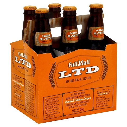 Full Sail® Limited Edition Lager - 6pk / 12oz Bottles - image 1 of 1