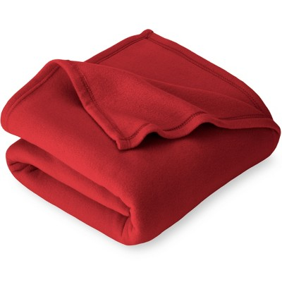 Bare Home Lightweight Polar Fleece Blanket