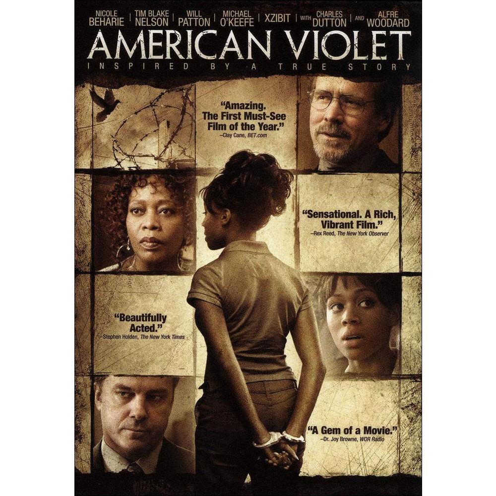 American Violet Dvd