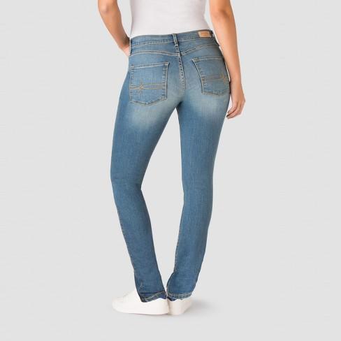 b4a9998dff DENIZEN® From Levi s® Women s Curvy Slim Jeans - Blue Ice   Target